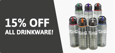 15% off all drinkware!